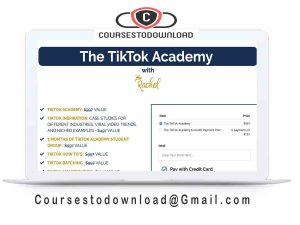 Rachel - The TikTok Academy