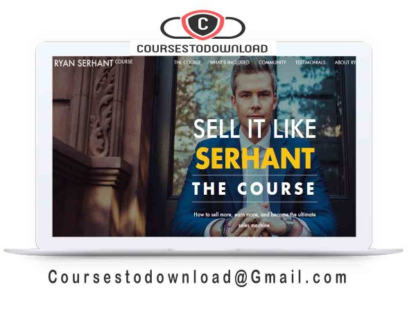 Ryan Serhant - Sell It Like SERHANT - The Course Download