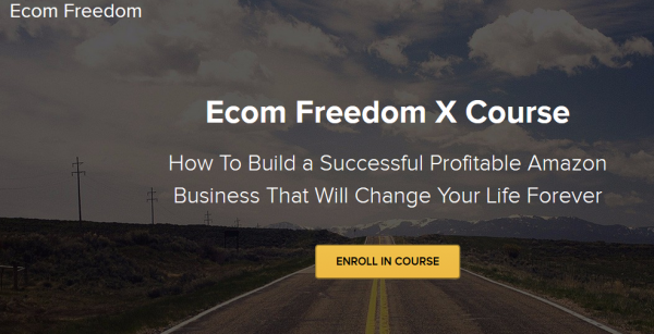 Dan Vas - Ecom Freedom X Course 2019 download free
