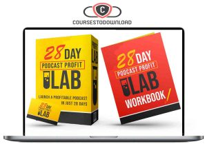 Jamie Atkinson – 28 Day Podcast Profit LAB Download