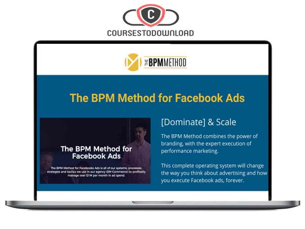 Depesh Mandalia – The BPM Method for Facebook Ads Download