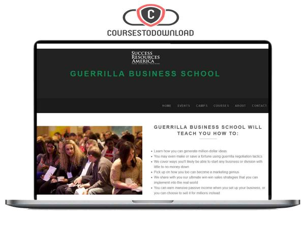 T. Harv Eker – Guerrilla Business School Download