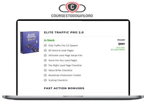 Igor Kheifets – Elite Traffic Pro 2.0 Download