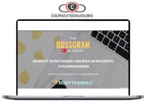Vanessa Lau – Bossgram Academy Download
