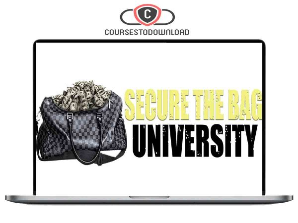 Carson Oates – Secure The Bag University 2.0 Download