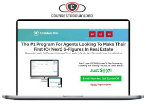 Jason Wardrope – Seller Leads Mastery Course & 6-Figure Agent 2 0 System Download
