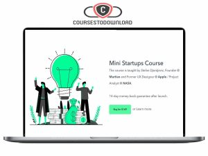 Stefan Djordjevic – Mini Startups Course Download