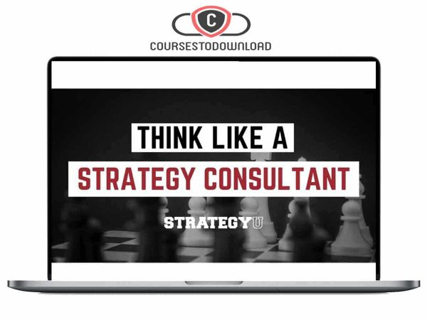 Paul Millerd - Think Like A Strategy Consultant Download
