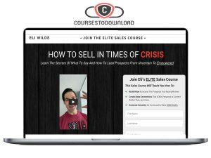 Eli Wilde - Wilde Selling System Download