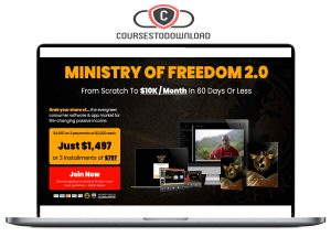 Jono Armstrong – Ministry of Freedom 2.0 Download