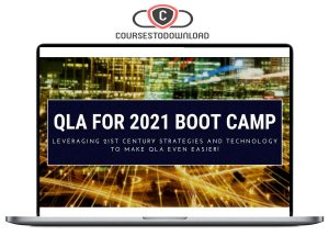 Bruce Whipple - QLA For 2021 Boot Camp Download
