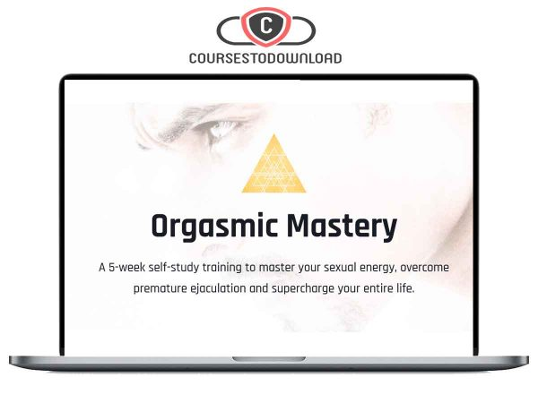 Taylor Johnson - Orgasmic Mastery Course Download